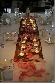Centerpieces For Table Rectangular Centerpieces For Wedding Beautiful Wedding Table