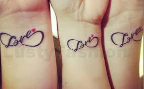 best friendship infinity tattoo designs 2014 lustyfashion