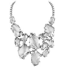 bib necklace crystal images Bridal bauble the bib necklace what 39 s haute jpg