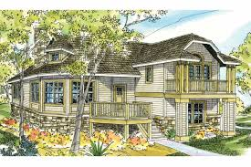 Split Level Ranch House Plans by Cottage House Plans Eagle Creek 30 725 Associated Designs