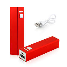 2600mah portable mobile usb power bank external battery charger