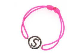 s bracelet buy alphabets bracelet in silver a z online in india at best price