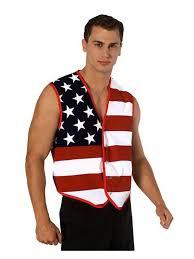 Patriotic Halloween Costume Ideas Check Stars U0026 Stripes American Flag Vest Halloween Patriotic