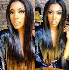 what is porsha stewart hair line or weaves porsha stewart rhoa star with and without makeup fashion for me