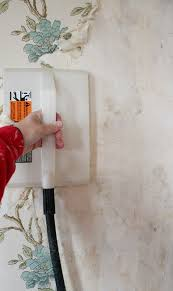 tips for removing wallpaper from plaster walls without chemicals