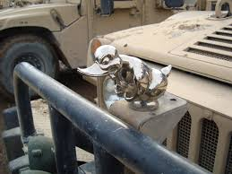 a tribute to pvt duck the convoy duck goes to iraq