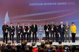 epo european inventor award 2013 goes to outstanding inventors