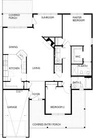 small cabin home plan with open living floor plansmall house ideas