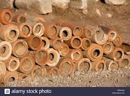 ceramic pipes stock photos u0026 ceramic pipes stock images alamy