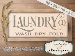 laundry co svg laundry co sign svg laundry room cut file