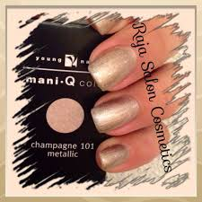 young nails mani q color champagne 101 www raja saloncosmetics nl