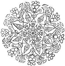 eye pop art free mandala coloring pages for you and free 18811