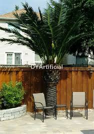 outdoor palm tree l 10 meters height outdoor artificial date palm tree dongyi