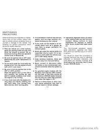 nissan sentra malfunction indicator light oil level nissan sentra 1996 b14 4 g owners manual