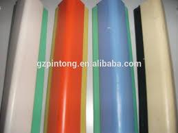corrimano pvc decorativo pvc angolo di protezione in gomma corrimano per