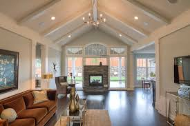 home interior design steps additional warm living room with sharp ceiling design part of