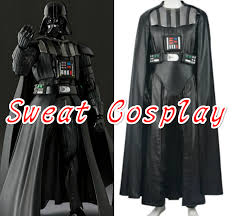 high quality star wars darth vader costume jedi suit full