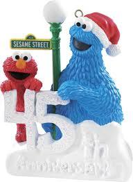 Precious Moments 2014 Christmas Ornament 2014 Elmo And Cookie Monster Sesame Street Christmas Ornament