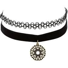 black neck choker necklace images The beautiful choker necklace jewelry design blog jpg