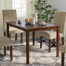 marble dining room sets faux marble dining table set wayfair