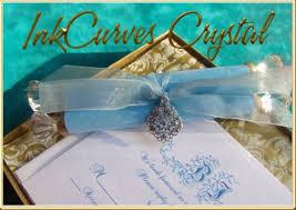 Invitations For Weddings Scroll Invitations And Crystal Scroll Invitations For Weddings And