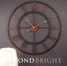huge wall clocks 15 inspirations of big wall clocks