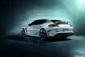 porsche panamera turbo custom road test 2014 techart grandgt review