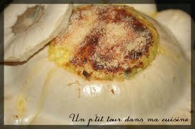 cuisiner le patisson blanc p tite purée de pâtisson un p tour dans ma cuisine