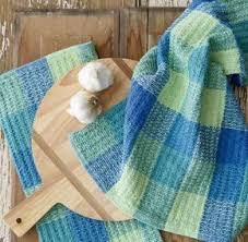 Waffle Weave Kitchen Towels by 15 Best A Year Of Towels Rigid Heddle Weaving Images On Pinterest