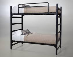 Iron Bunk Bed Butler Human Services Bedroom Collections Merit Metal Beds