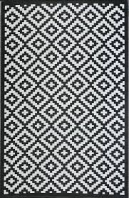 Geometric Outdoor Rug Black And White Outdoor Rug Black Outdoor Rug Black And White