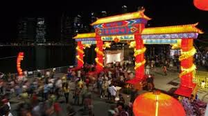 New Year Bay Decorations by River Hongbao Decorations For Chinese New Year Celebrations At