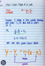 equations of lines inb pages mrs e teaches math