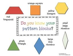 pattern blocks math activities 46 best pattern block activities images on pinterest pattern