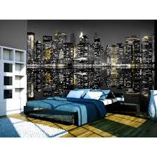 Schlafzimmer Wanddekoration Einzigartige Artgeist Fototapete Mit Skylines Von New York