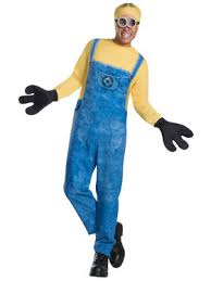 Minion Halloween Costume Despicable Costumes Group U0026 Couples Costumes