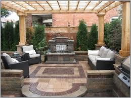 Backyard Pavers Design Ideas Brick Patio Pavers Designs Patios Home Design Ideas Dobljlgp2x