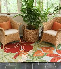 surf spray luau area rug home interior and furniture