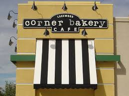 Signs And Awnings Corner Bakery Awnings Identigraph Signs And Awnings