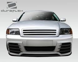 audi kits a6 4dr wagon ct r front bumper kit 1 pc for audi a6 98 04