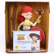 toy story jessie yodeling cowgirl talking doll yarn hair