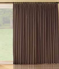 Pinch Pleat Drapes For Patio Door Country Curtains Curtains Valances Curtain Rods U0026 Draperies