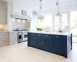 Painted Kitchen Islands Breathtaking Blue Kitchen Island Blue Painted Kitchen Bespoke