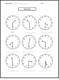 time worksheet worksheets for kids u0026 free printables