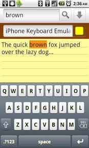 iphone keyboard apk iphone keyboard android apps apk 2080573 keyboard