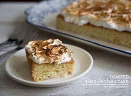 tres leches cake the little epicurean