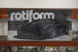 rotiform porsche 964 rotiform shop banner