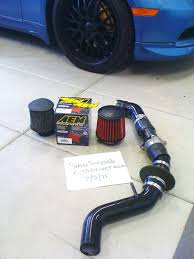 nissan 350z induction kit nismo cold air intake cai brand new aem filter socal only
