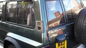 nissan patrol 1995 1994 nissan patrol y60 4 2 diesel 3door shorty for sale youtube