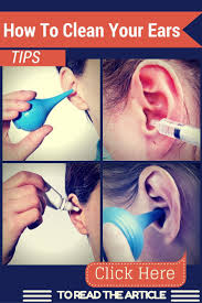 How To Clean In by Best 25 Clean Ears Ideas On Pinterest Sparkle Cleaners